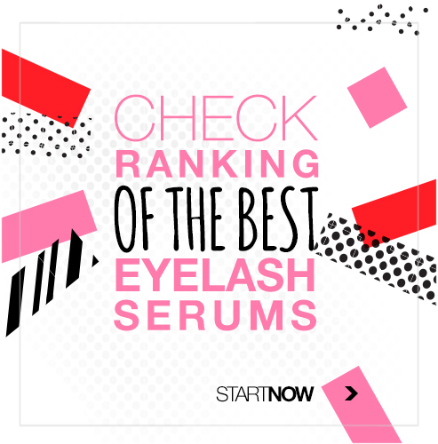 check ranking of the best eyelashes serums